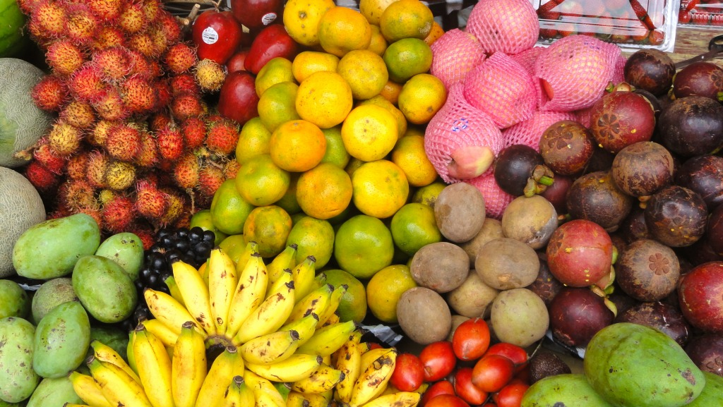 Tropical Fruits jigsaw puzzle in Fruits & Veggies puzzles ...