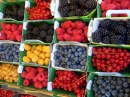 Colorful Fruits in Paris