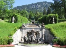 Linderhof Fountain