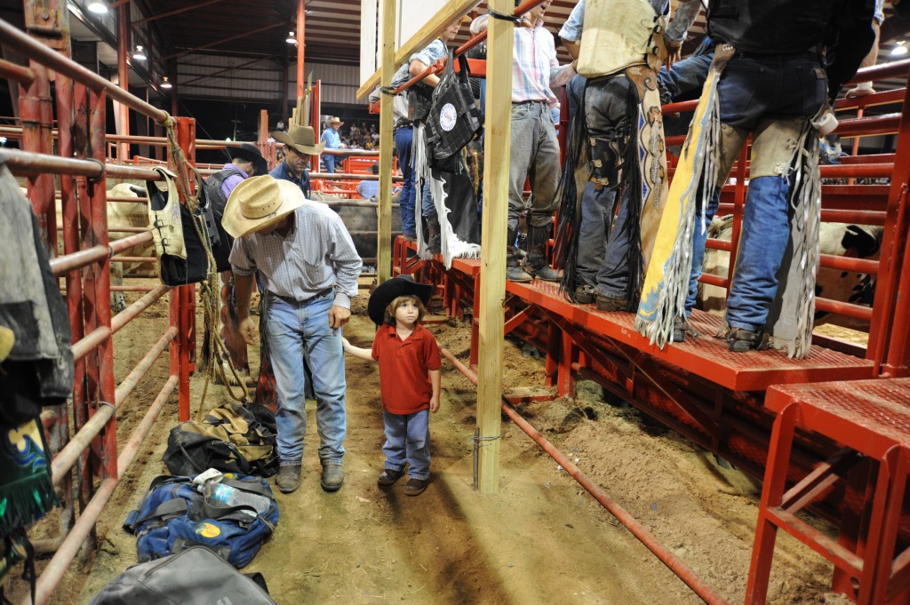 Raised In The Rodeo Jigsaw Puzzle In People Puzzles On