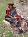 Traditional Weaving, Peru