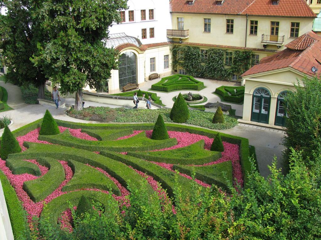 vrtba garden prague czech - photo #47
