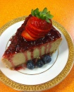 Berrie Good Cheesecake
