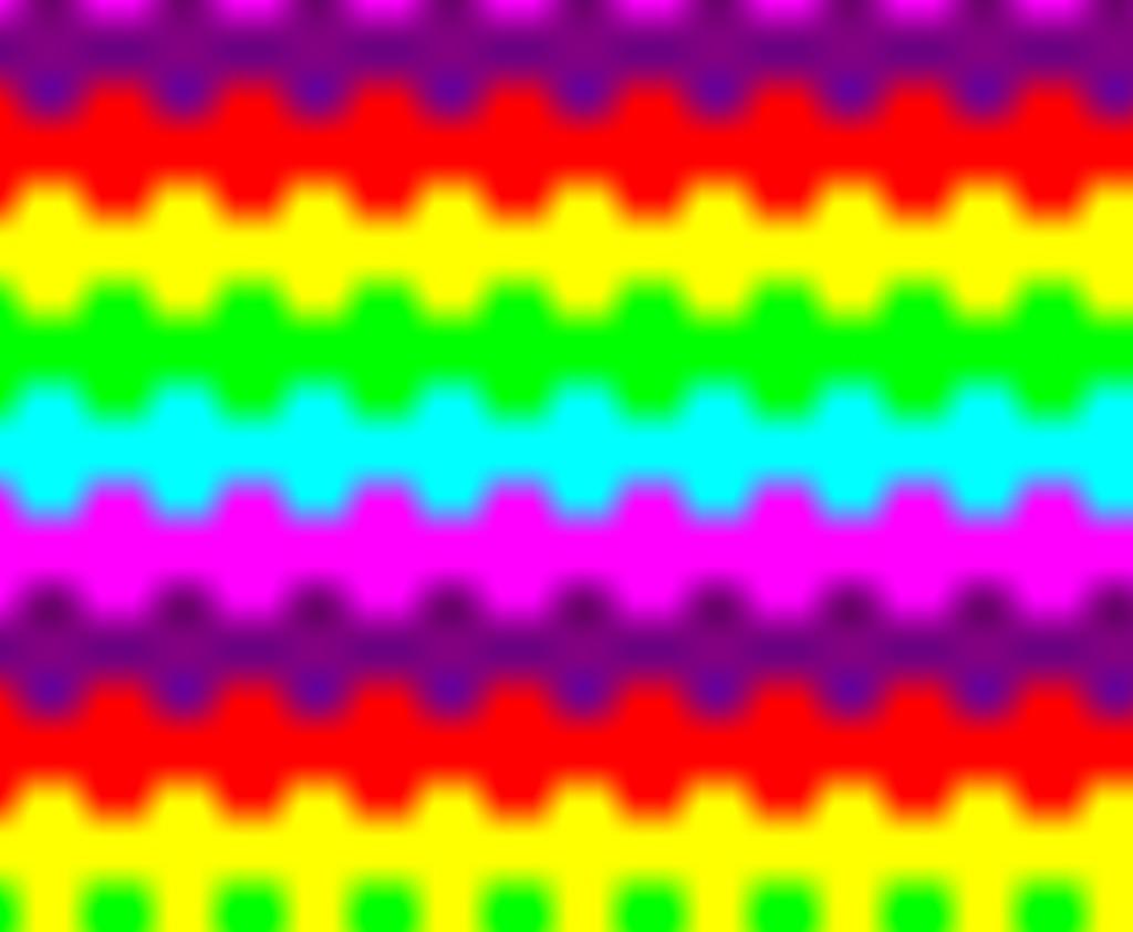 Big Rainbow Quilt Pattern Jigsaw Puzzle In Faiga Baila