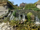 Beach Cascade, Osmington Mills