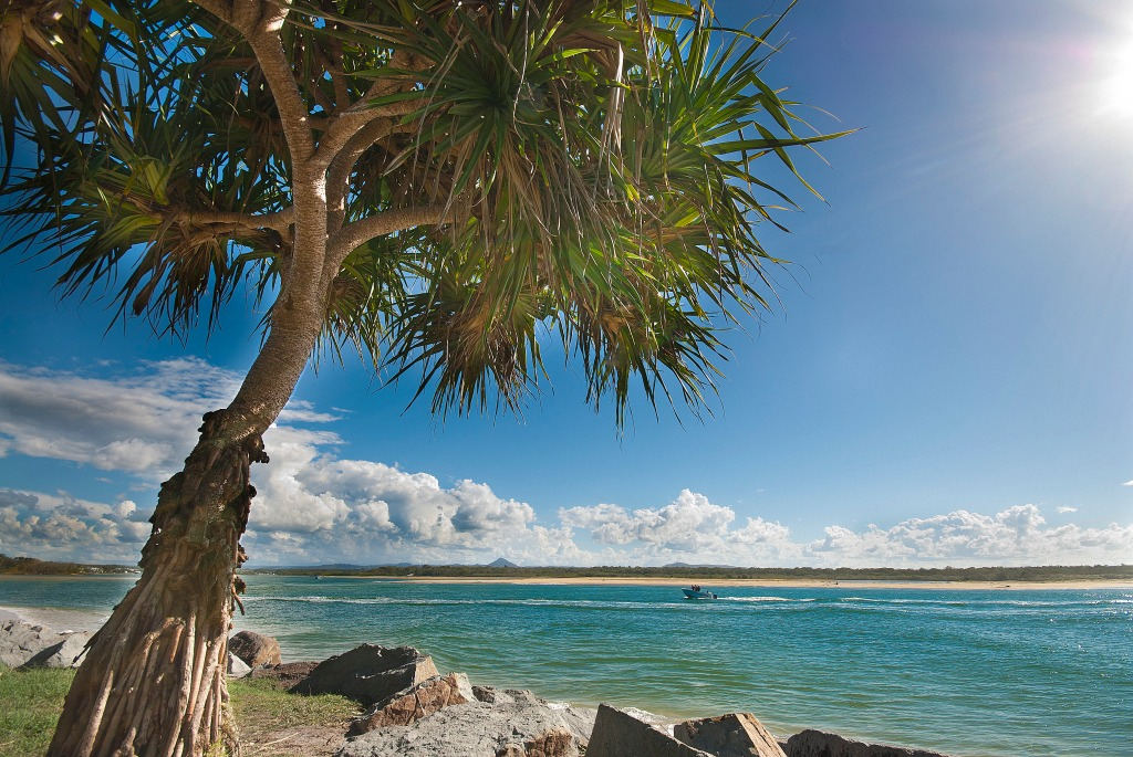 Noosa Australia  City pictures : Noosa, Australia jigsaw puzzle in Great Sightings puzzles on ...