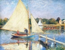 Boaters at Argenteuil
