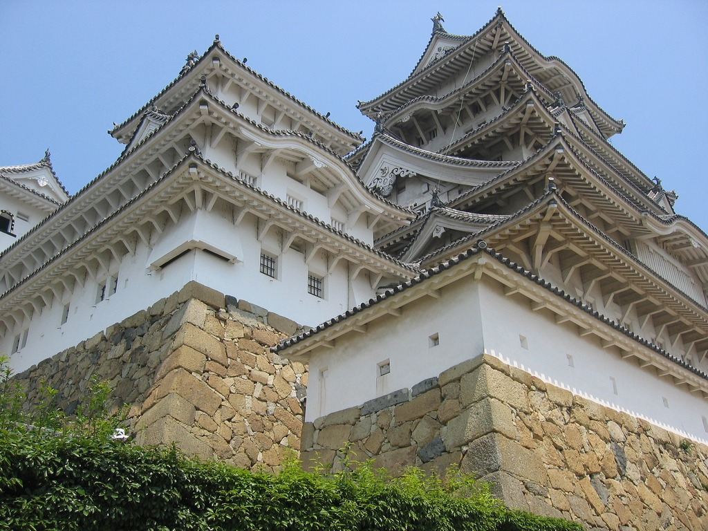 how to get to himeji castle