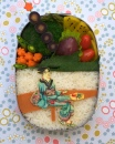 Teahouse Woman Bento