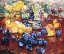 Still Life, Fruits