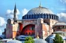 Hagia Sophia, Istanbul puzzle on TheJigsawPuzzles.com