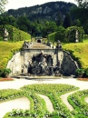 Fountain of Neptune, Linderhof Palace