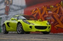 Lotus Elise & Graffiti Artwork