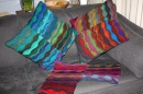 Lizard Ridge Cushions