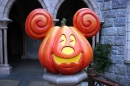 Halloween Decorations, Paris Disneyland
