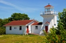 Salmon River Lighthouse, Canada