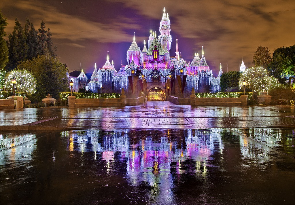actions - When Does Christmas Start At Disneyland