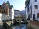 Hogsmill River, Kingston, London