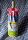 Cotton Wine Bottle Cozy
