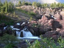 Red Rock Falls, Glacier NP