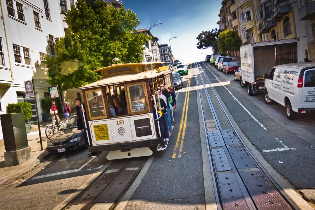 San Francisco Classic Car Show