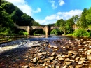The River Swale, North Yorkshire