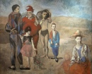 Family of Saltimbanques, Pablo Picasso