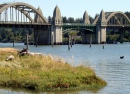 Siuslaw River, Florence, Oregon