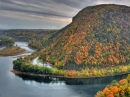 Pennsylvania Side of the Delaware Water Gap