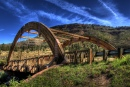 Apple Valley Bridge, Lyons, Colorado