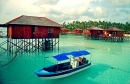 Maratua Paradise Resort, East Borneo