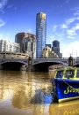 Yarra River and South Bank, Melbourne