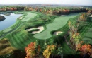 Golf Course in New Brunswick, Canada
