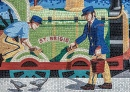 Bray Station Mosaic, Ireland