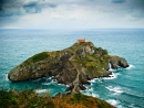 Isla Aketx, Basque Country, Spain