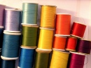 Rainbow Sewing Thread