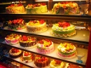 Cakes in London Bakery