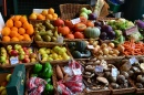 Fruits at the Borough Market in London