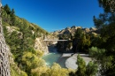 Bridge near Hanmer Springs, New Zealand