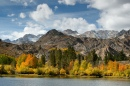 Lake Sabrina, Bishop, California