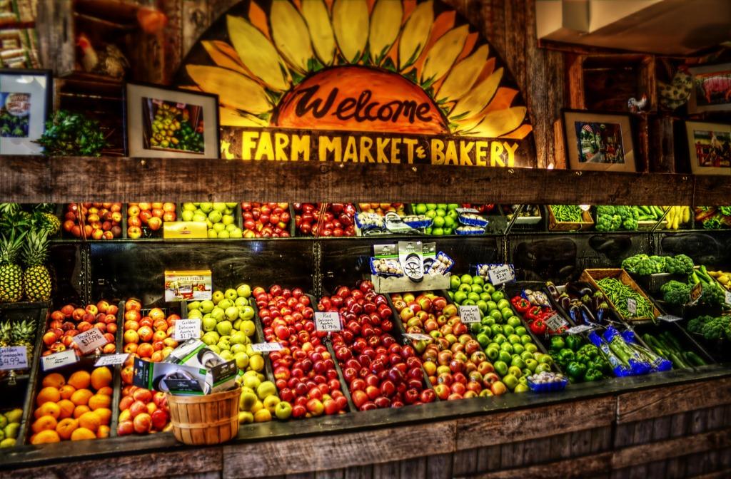 Johnson farms market medford nj jigsaw puzzle in puzzle for Johnson s farm nj