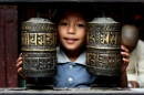 A Kid in Katmandu, Nepal