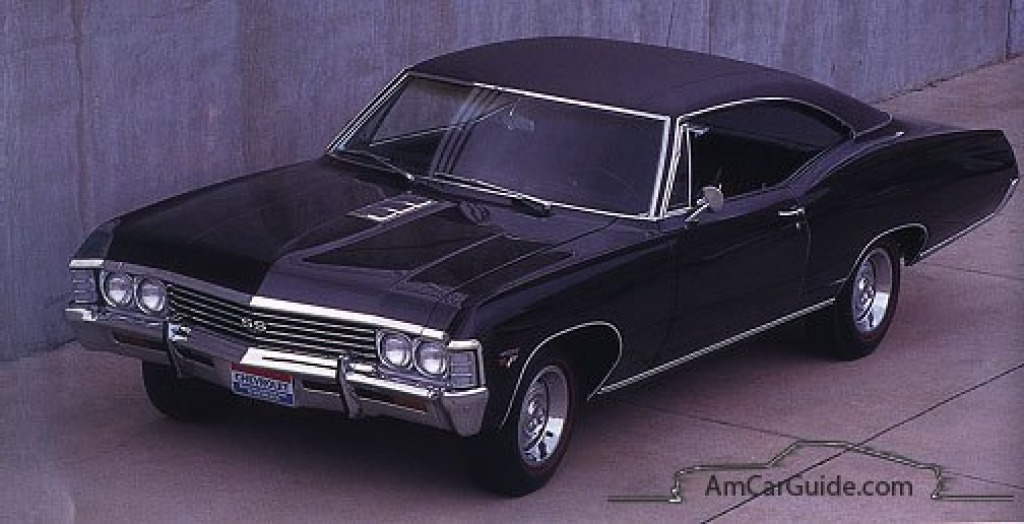 1967 chevrolet impala ss427 front black jigsaw puzzle in france baer puzzles on. Black Bedroom Furniture Sets. Home Design Ideas