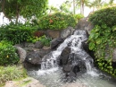 Waikiki Beach Garden Display, Hawaii