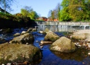 River Dodder Weir, Dublin