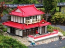 Traditional Japanese House at Legoland