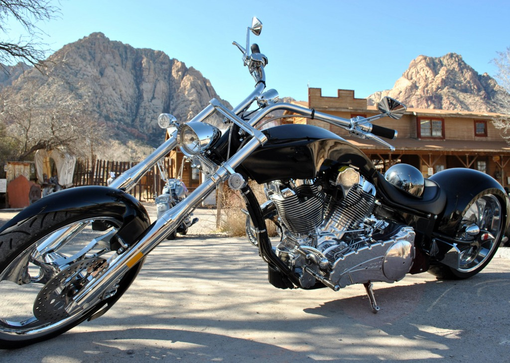 harley davidson in bonnie springs nevada jigsaw puzzle in cars bikes puzzles on. Black Bedroom Furniture Sets. Home Design Ideas