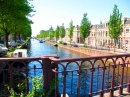 Haarlem Canal, The Netherlands