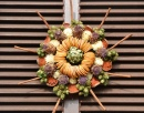 South African Christmas Wreath