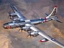 Boeing B-50 Strategic Bomber